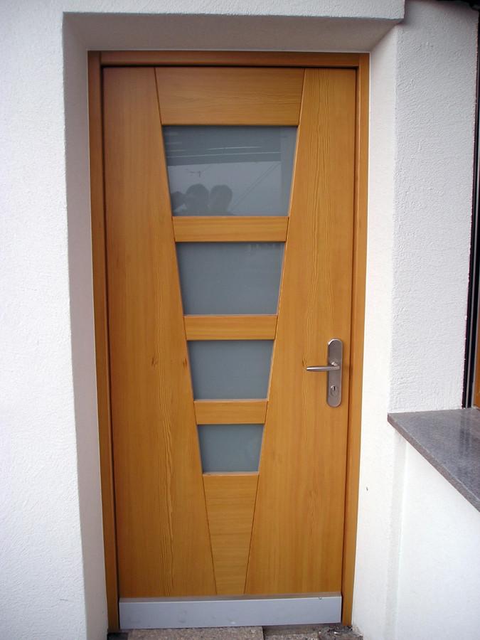 haustueren tischlerei plaikner 20111104 1015454853 - Portoni per esterni