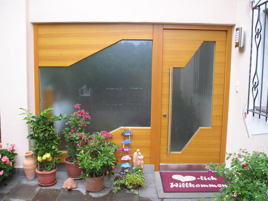 haustueren tischlerei plaikner 20111104 1130897261 - Portoni per esterni