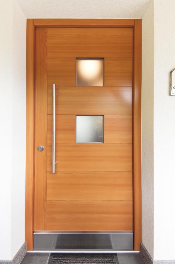 haustueren tischlerei plaikner 20111104 1656907941 - Portoni per esterni